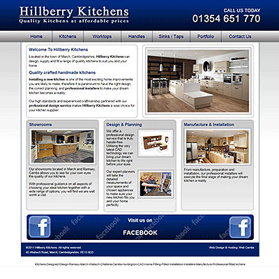 Hillberry Kitchens