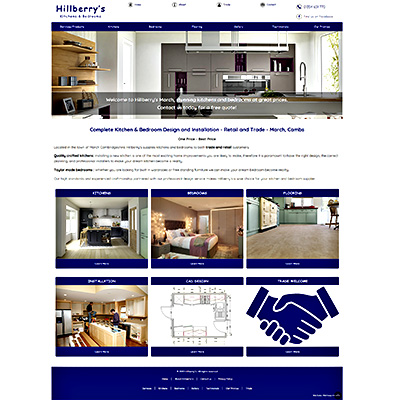 Hillberry's Kitchens and Bedrooms