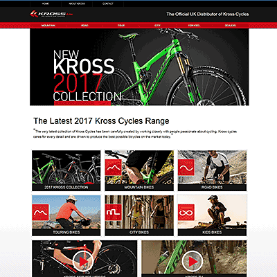 Kross Cycles UK