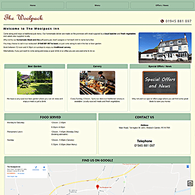 Woolpack Inn - Terrington St. John, Kings Lynn